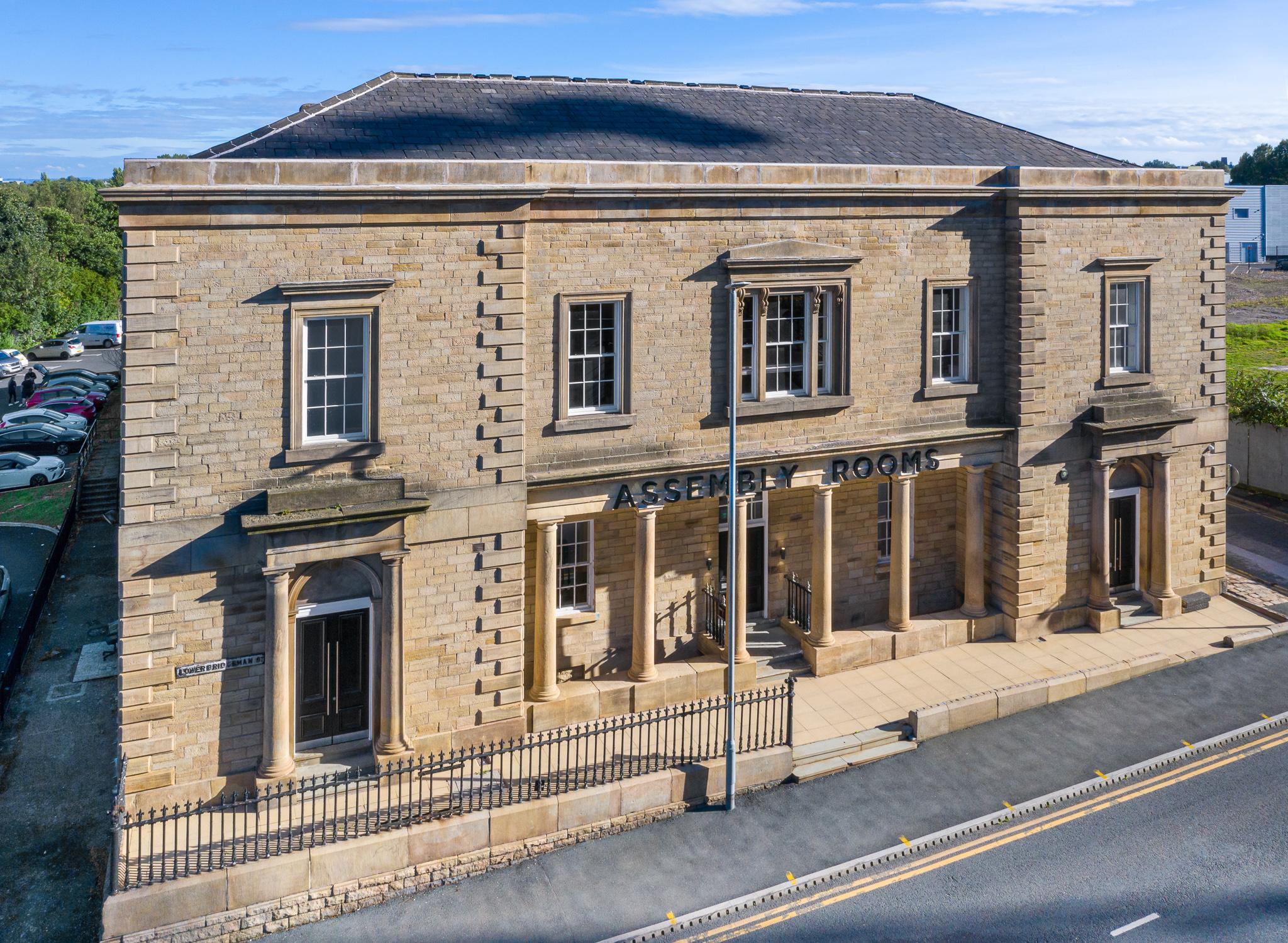 Spencer Churchill Offices